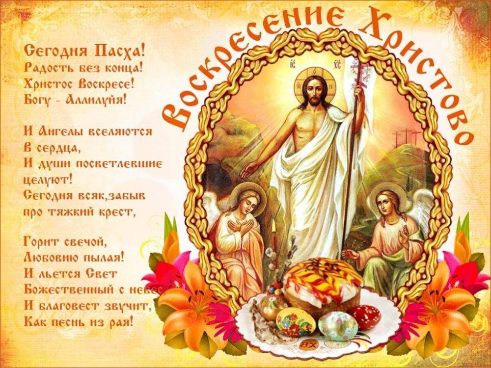 Поздравления днем, светлое воскресение христово открытки