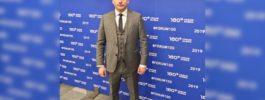 Александр Моор выступил спикером на форуме 100+FORUM RUSSIA в Екатеринбурге