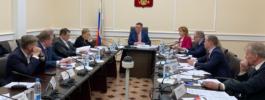 Комиссия по вопросам профессионального образования провела первое заседание