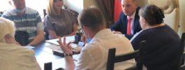 Первое очное совещание после снятия ограничительных мер, связанных с распространением коронавирусной инфекции