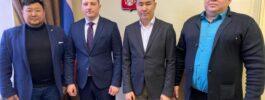Рабочая встреча с коллегами из Республики Саха-Якутия