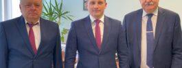 Провели рабочую встречу в МГУ имени Н.П. Огарева в Саранске