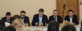 Александр Моор принял участие в мероприятии, посвящённому внедрению цифровых стандартов в строительстве в Казани