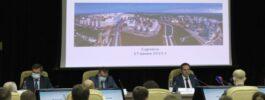 Заседание Градостроительного Совета в Республике Мордовия