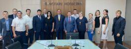 В Республике Мордовия прошла конференция с полуфиналистами конкурса «Лидеры строительной отрасли»