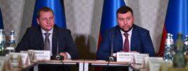 Александр Моор: «Россия обязана сделать все для того, чтобы помочь ДНР»